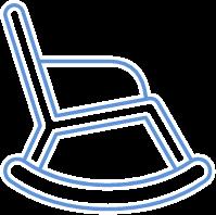 Icon Schaukelstuhl